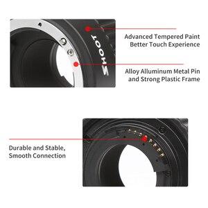 Image 2 - Shoot anel de extensão macro de foco automático, anel para nikon d5600 d5500 d5300 d7200 d7100 d3400 d3300 d610 d90 acessórios