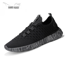 Lightweight Men Sports Casual Shoes Mesh Breathable Male Flats Running Shoes Outdoor Walking Sneakers Men цены онлайн