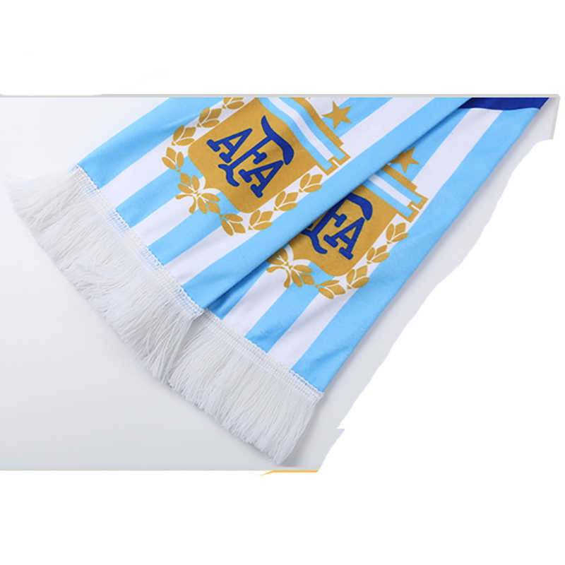 be82fa154a2 ... Russia World Cup Soccer Fans Scarf 2018 Soft Football Scarfs National  32 Teams Gift For Football ...