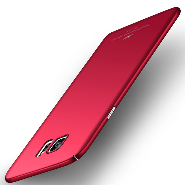 Smooth Red Note 5 phone cases 5c64f32b19b08