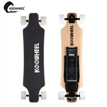 Фотография  Koowheel Upgraded 2 Hub Motors Electric Skateboard 5500mAh Samsung 4 Wheel Electric Scooter Electricon Electric Longboard