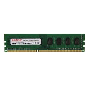Image 4 - Goldenfir DIMM זיכרון Ram DDR3 8 gb/4 gb/2 gb 1600 PC3 12800 זיכרון Ram עבור אינטל ו AMD שולחן העבודה תואם ddr 3 1333 Ram