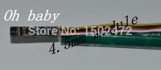 ФОТО Free Shipping Endoscope Factory AV 4.5MM 300,000 Pixels AV Endoscope Module CMOS Borescope  Microscope Module