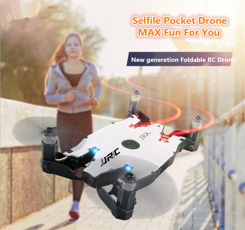 New H49-WH RC Pocket Mini Selfie Drone With HD Camera 720P Wifi FPV Quadcopter Altitude Hold One Key Return VS X56W XS809 X5SW jjrc h49 sol ultrathin wifi fpv drone beauty mode 2mp camera auto foldable arm altitude hold rc quadcopter vs e50 e56 e57
