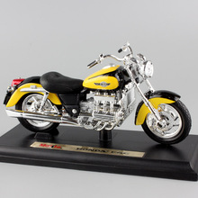 1:18 scale Honda F6C GOLDWING Valkyrie cruiser touring road bike motorcycle model racing motor metal Replica diecast kids toys aftermarket free shipping for honda goldwing vtx1300 shadow valkyrie triumph road glide ultra fltru 1 1 4 inch 1 25 chromed