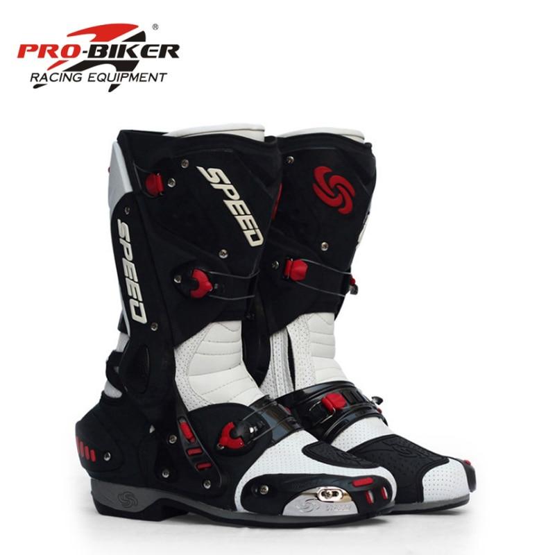Split Men s Motorcycle Boots Racing Speed Motorbike shoes bota motocross Boot Men dirt bike Cycling