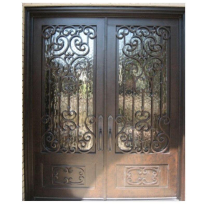 Puerta de acero rey imán puerta de acero moldeado en Puertas de ...
