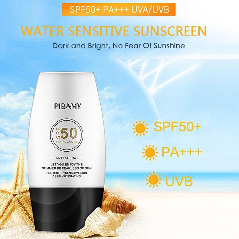 Disaar Facial Body Sunscreen Whitening Cream Sunblock Skin Protective Cream Anti-Aging Oil-control Moisturizing Face Skin TSLM2