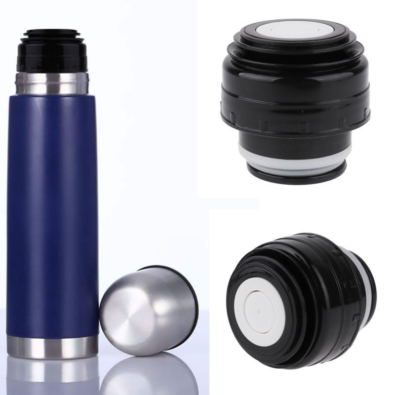 5.2cm Diameter Thermos Bottle Cover Thermo Mug Stopper Thermal Cup Lid Hiking title=