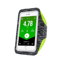 Running Arm Band Lycra Wrist Belt For IPhone X 8 7 6 6s Plus 5s SE