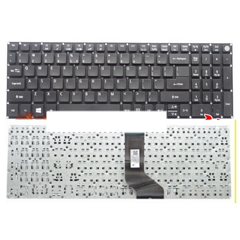 English New Keyboard for Acer for Aspire for Nitro VN7-572 VN7-572G VN7-572TG VN7-592G VN7-792G US laptop Keyboard kingsener new ac14a8l laptop battery for acer aspire vn7 571 vn7 571g vn7 591 vn7 591g vn7 791g kt 0030g 001 11 4v 4605mah