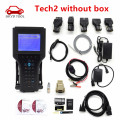 2017 Top Quality G M TECH2 Full Set Support 6 Software(G M,OPEL,SAAB ISUZU,SUZU KI,HOLDEN) G M Tech 2 Scanner + Candi Free Ship