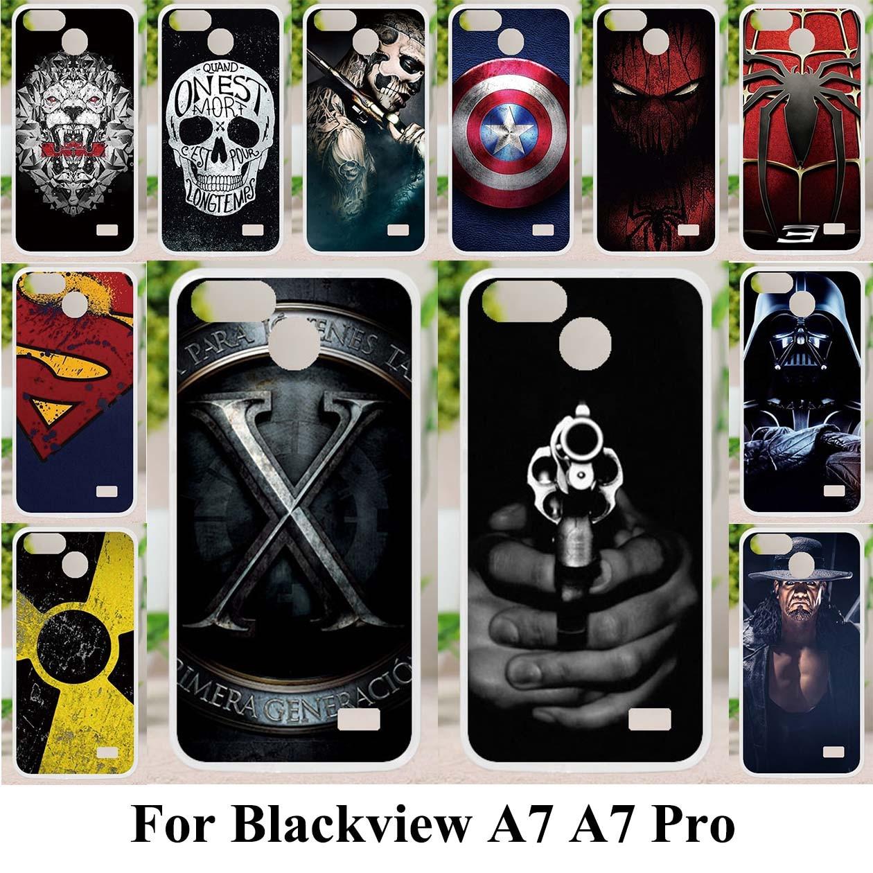 buy popular a3cab cb058 Negozio di sconti online,Blackview Phone Case A7 Marvel