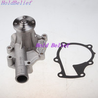 Nova impulsor da Bomba de Água para Motor Kubota V1505 com 60mm