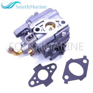 Image 4 - Buitenboordmotor F2.6 04000200 Carburateur Assy en F2.6 04000018 F2.6 04000010 Pakkingen voor Parsun 4 takt F2.6 Boot Motor