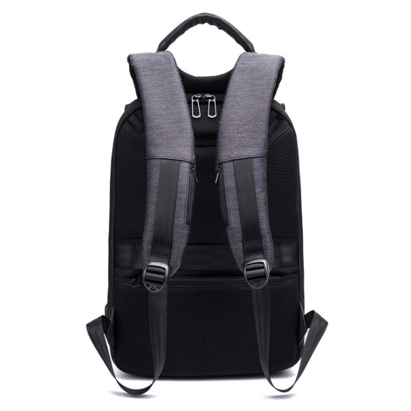 ceb493bafc DANHEN Fashion Men Anti Theft Backpack Waterproof Men USB Charging Backpack  With Plug Business Travel Bag For Women Backpack-in Backpacks from Luggage  ...