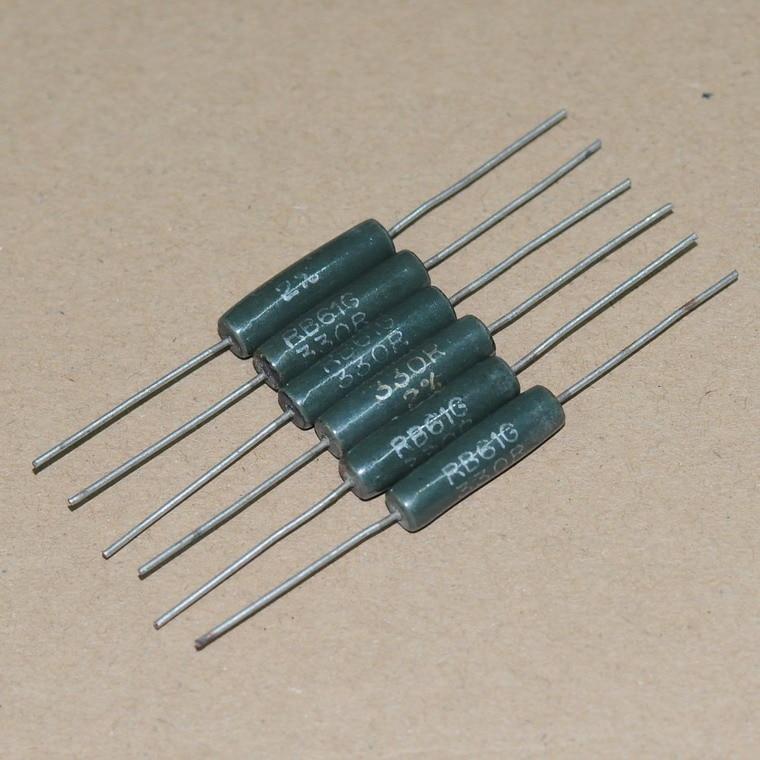 Power Wirewound Resistor 3W 3.9 ohm 2/% Lot of 20