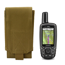 Outdoor Army Camo Camouflage Portable Bag Velcro Belt Pouch Case for Hiking GPS Garmin 60cs 64st 62st 64 62 64cs 62cs
