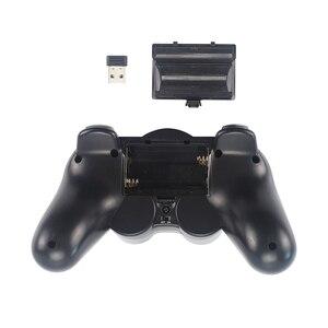 Image 4 - 2.4G Wireless Gamepads Joystick Game Controller Joypad for PS3 PC Android Windows Raspberry Pi 4 Retroflag NESPi Retropie
