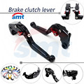 Motorcycle Brake Clutch Levers Aluminum Foldable extendable CNC handlebar lever For YAMAHA YZF R6 1999 2000 2001 2002 2003 2004