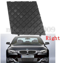 OE Quality Front Bumper Cover Lower Mesh Grille For BMW NEW E60 E61 M Sport Right 51117897184