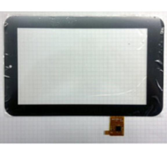 New For 7 TELEFUNKEN TF-MID702G Tablet Touch Screen Touch Panel digitizer Glass Sensor Replacement Free Shipping new capacitive touch panel 7 inch mystery mid 703g tablet touch screen digitizer glass sensor replacement free shipping