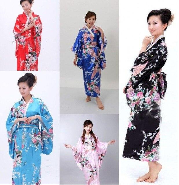 Kimono Yukata Japanische Kostüm Heiße Neue Kleid Geisha dxoCrWBe