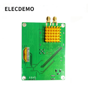 Image 3 - HMC830 módulo PLL de bucle de fase bloqueada 25 M 3G con OLED a bordo microcontrolador RF fuente de señal puerto serial