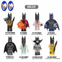 X0133 Super Heroes Avengers Marvel DC Batman Figures Building Blocks Kids Toys X0133 Action Building Blocks