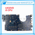 ¡ CALIENTE! para ASUS Placa Madre Del Ordenador Portátil UX32VD I5-3337 CPU con 60-NP0MB1E00-ECC 2 GB Ram Placa Base 100% Probados