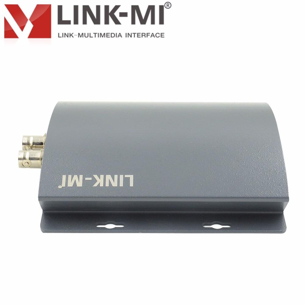 LINK-MI LM-PSH01 Convertisseur SDI vers HDMI professionnel 1080p avec - Accueil audio et vidéo - Photo 2
