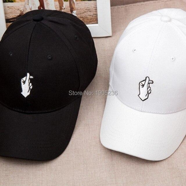 Fashion Snapback Hats Flipper Love Gestures Finger Embroider Golf Baseball  Caps Flipper Little Heart Love Sun 7aa5f8f95cc