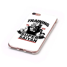 Dragon Ball Z Goku Phone Case Cover for iPhone