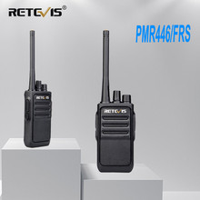 زوج Retevis RT617/RT17 أجهزة اتصال لاسلكية PMR راديو PMR446/FRS VOX USB شحن مفيد 2 طريقة راديو محطة Comunicador جهاز الإرسال والاستقبال