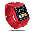 2016 Bluetooth Смарт Часы U8 Наручные Часы U smartWatch для iphone 4/4s/5/5s/6 Samsung S4/Note/s6 HTC Android телефон Износ