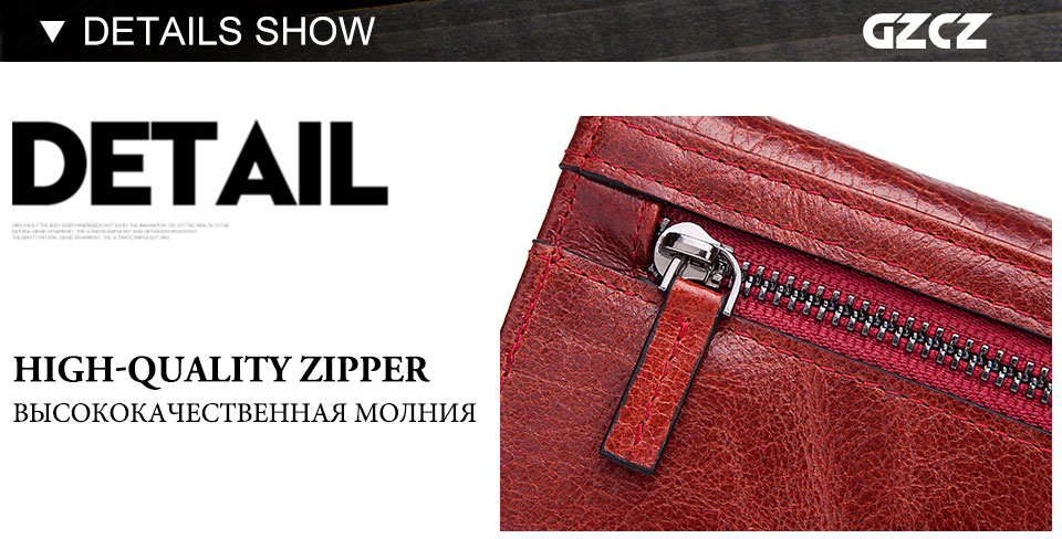 HTB16Gw7KSzqK1RjSZFpq6ykSXXaI - GZCZ RFID Leather Women Clutch Wallet Fashion Long Style Female Coin Purse Portomonee Clamp For Phone Bag Ladies Handy Purse