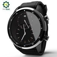 MOKA 4G Android SmartWatch телефон Bluetooth сердечного ритма мониторы 1 ГБ/ГБ 16 Гб водонепроницаемый Wi Fi gps для мужчин Смарт часы для ios
