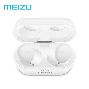 Image 4 - Original Meizu POP TW50 Dual Wireless Earphones Mini TWS Headset Sports In Ear Earbuds Waterproof Headset