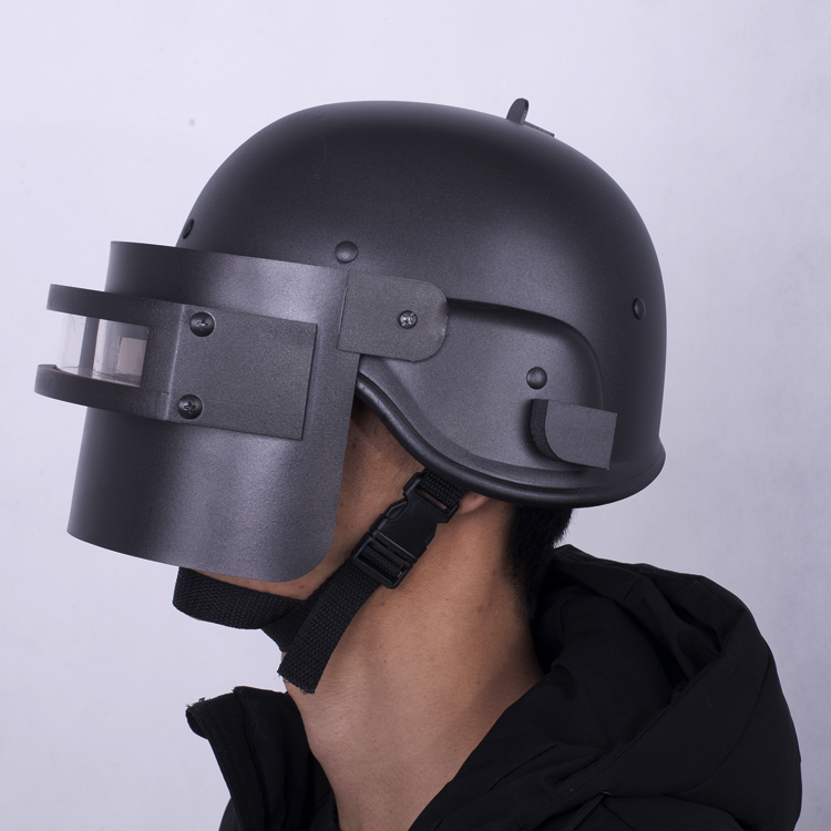 Hot sale Game PUBG helmet Jedi survival escape Cosplay Costume Eat chicken game prop Halloween costume