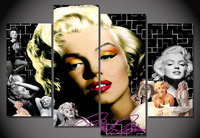 diamond painting 4pcs,DIY 5D Diamond Painting Cross Stitch Marilyn Monroe Decor,5D Diamond Embroidery,diamond Mosaic canvas pa