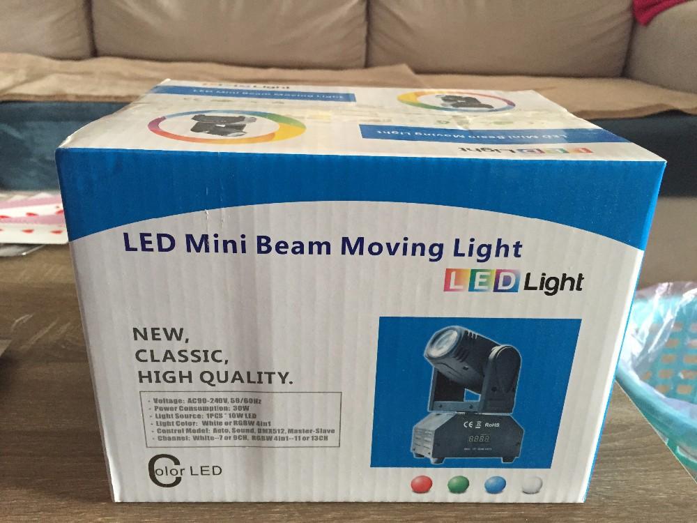 10W Led Beam Moving (3)