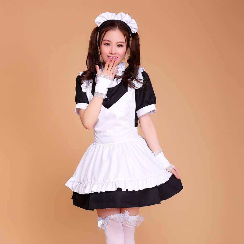 Online Cheap Waitress Halloween Costume