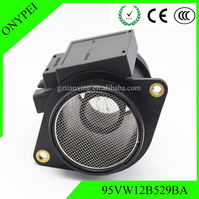 Mass Air Flow Sensor For VW Golf Passat Jetta 1.9 718221510 074906461 1003751 95VW12B529BA 059145100A