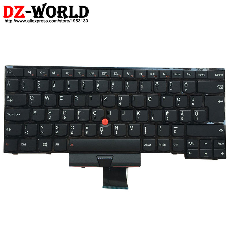New/Orig for Thinkpad S430 E330 E335 E430 E430C E435 E445 E530 E535 Hungarian Keyboard Teclado 04Y0168 0C01567 04Y0242 04Y0205 new original cpu cooling fan for lenovo thinkpad e430 e435 e430c e530 e535 heatsink 4 pins dc 5v cooler free shipping