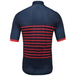 Image 2 - Crossrider 2020 clássico dos homens de manga curta ciclismo camisa da bicicleta mtb uniforme roupas bicicleta wear maillot ropa ciclismo