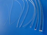 10mX Haute qualité côté lueur PMMA fiber optique câble diamètre 2mm/3mm/5mm/6mm transparent solide base optique câble livraison gratuite