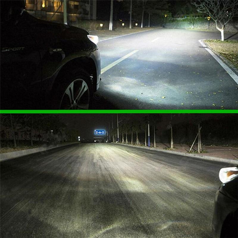 881 27W H27 894 супер яркие белые противотуманные галогеновые лампы высокой мощности 27W Автомобильный головной светильник DRL Дневной ходовой светильник s 12V