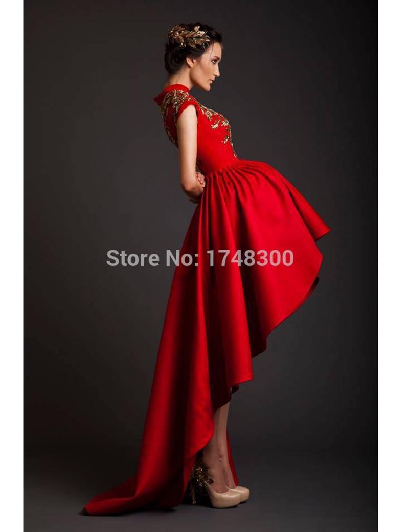 Online Buy Wholesale red designer dress from China red designer ...