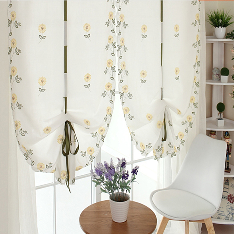 Aliexpress.com : Buy European Embroidered Voile Sheer