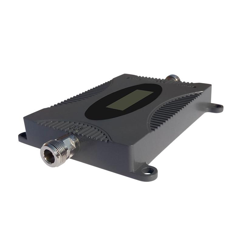 65dB Gain affichage LCD 4G AWS 1700/2100 mhz répéteur de Signal de téléphone portable LTE bande 4 AWS 1700/2100 amplificateur de Signal de Booster cellulaire - 4